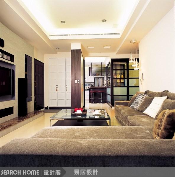 41坪新成屋(5年以下)_現代風案例圖片_易居設計_易居_01之1