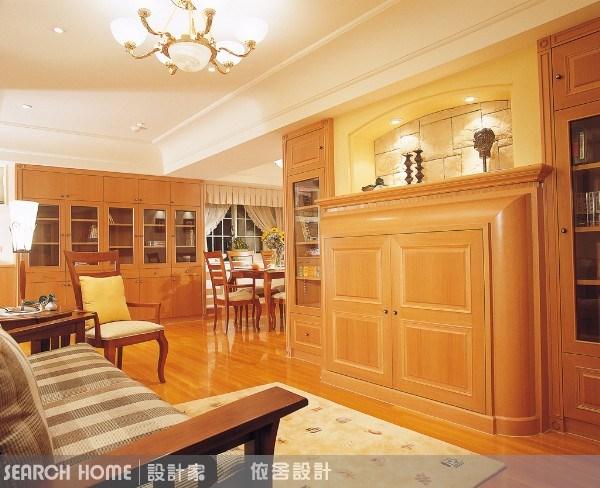 40坪新成屋(5年以下)_鄉村風案例圖片_居邑室內設計工程_居邑_01之4