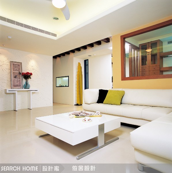 40坪中古屋(5~15年)_休閒風案例圖片_依舍室內設計_依舍_01之2