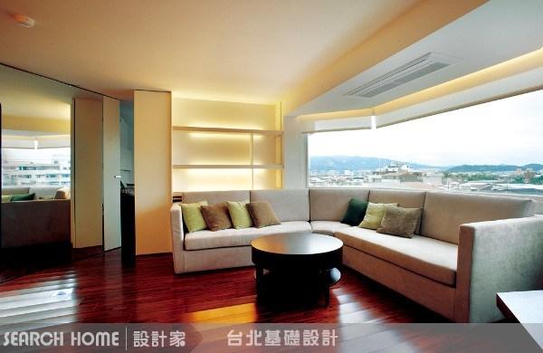 31坪老屋(16~30年)_休閒風案例圖片_台北基礎設計中心_台北基礎_02之2