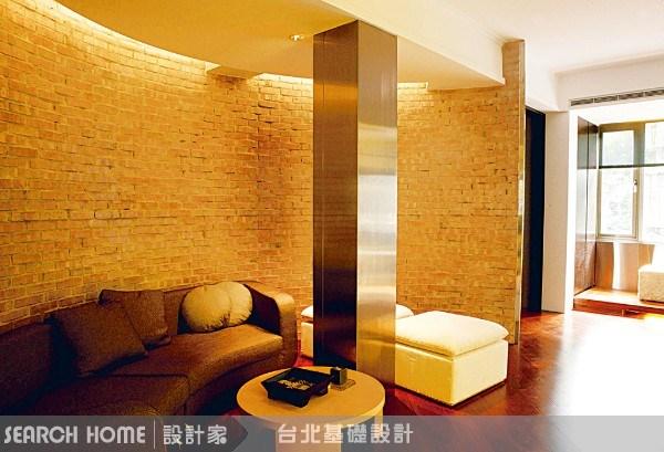 60坪中古屋(5~15年)_美式風案例圖片_台北基礎設計中心_台北基礎_01之3