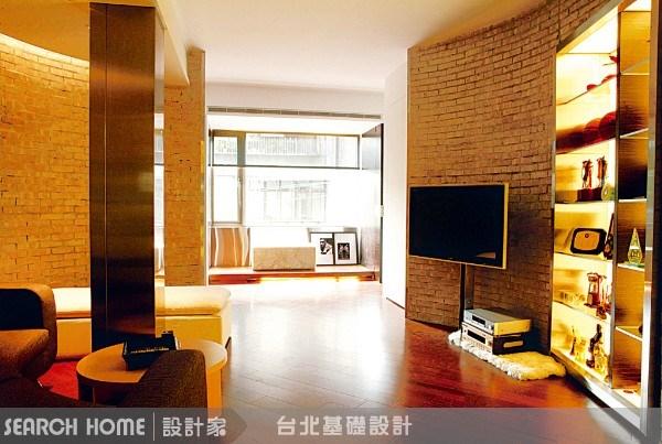 60坪中古屋(5~15年)_美式風案例圖片_台北基礎設計中心_台北基礎_01之2