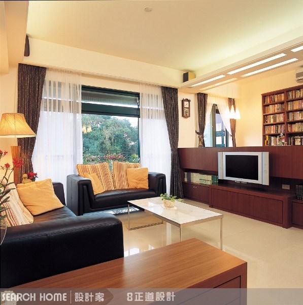 38坪新成屋(5年以下)_現代風案例圖片_8正道設計_8正道_01之1