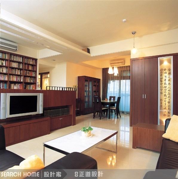 38坪新成屋(5年以下)_現代風案例圖片_8正道設計_8正道_01之4