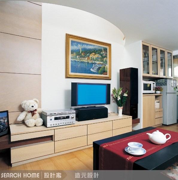 20坪新成屋(5年以下)_新中式風案例圖片_造元空間設計_造元_01之2