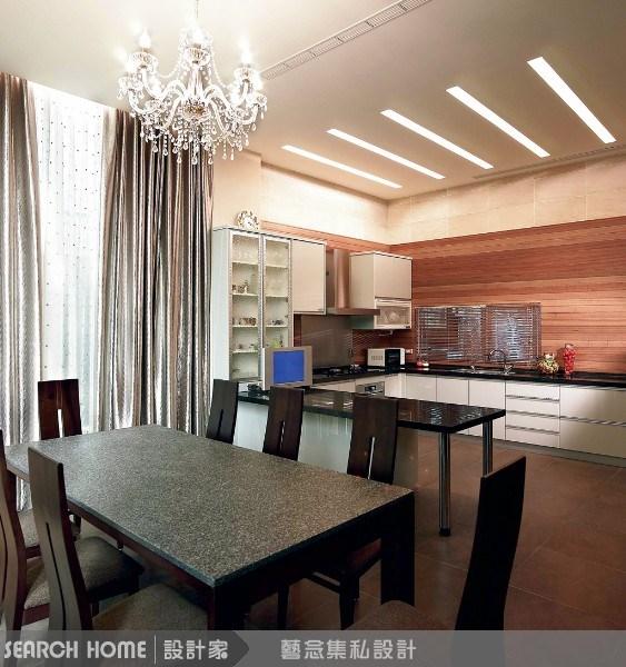 200坪新成屋(5年以下)_奢華風餐廳案例圖片_藝念集私空間設計_藝念集私_08之2