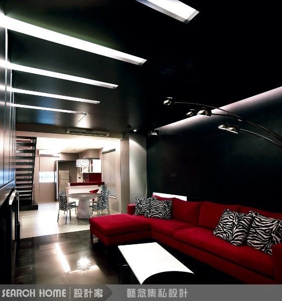 20坪新成屋(5年以下)_現代風客廳案例圖片_藝念集私空間設計_藝念集私_07之2