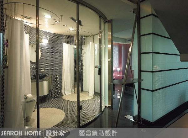 110坪新成屋(5年以下)_現代風浴室案例圖片_藝念集私空間設計_藝念集私_03之4