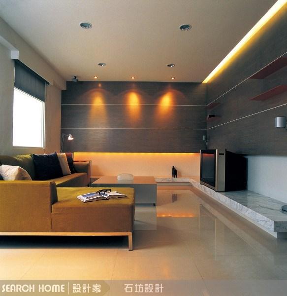 40坪新成屋(5年以下)_現代風案例圖片_石坊空間設計_石坊_03之3