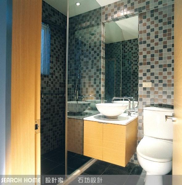 40坪新成屋(5年以下)_現代風案例圖片_石坊空間設計_石坊_03之1