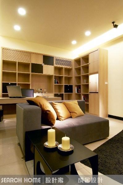 95坪新成屋(5年以下)_混搭風案例圖片_成舍室內設計_成舍_05之3