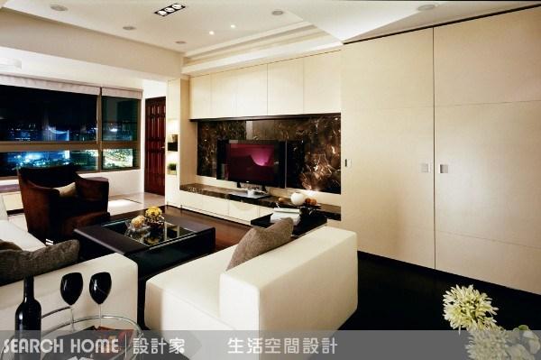 50坪新成屋(5年以下)_現代風案例圖片_生活空間傢飾行_生活空間_01之2