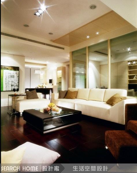 50坪新成屋(5年以下)_現代風案例圖片_生活空間傢飾行_生活空間_01之7