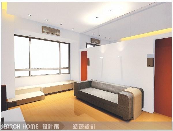 40坪新成屋(5年以下)_現代風案例圖片_皓臻室內設計工程_皓臻_02之7