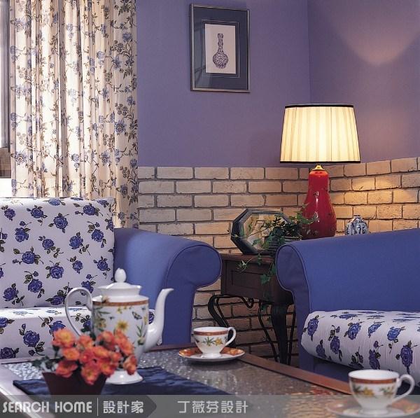 38坪新成屋(5年以下)_鄉村風案例圖片_丁薇芬室內設計工作室_丁薇芬_01之3