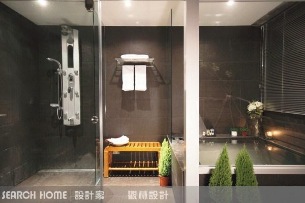 42坪新成屋(5年以下)_休閒風浴室案例圖片_觀林設計_觀林_03之4