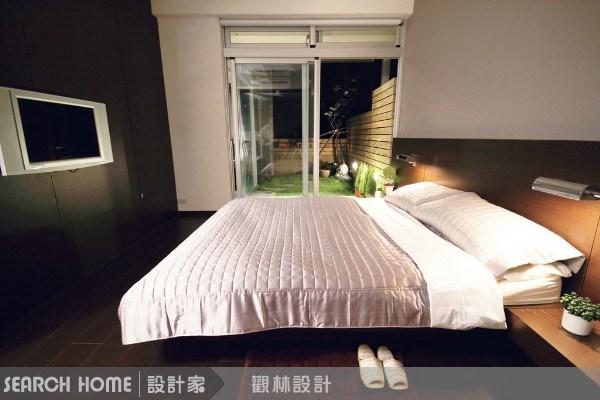 42坪新成屋(5年以下)_休閒風臥室案例圖片_觀林設計_觀林_03之3