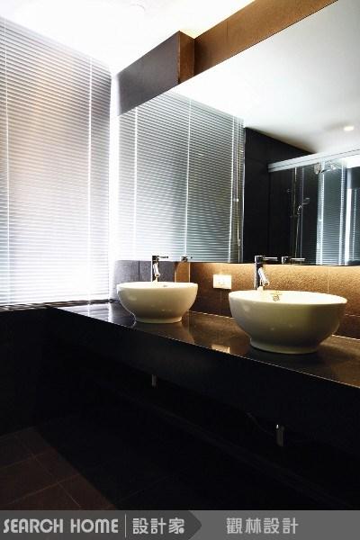 25坪老屋(16~30年)_現代風浴室案例圖片_觀林設計_觀林_02之4