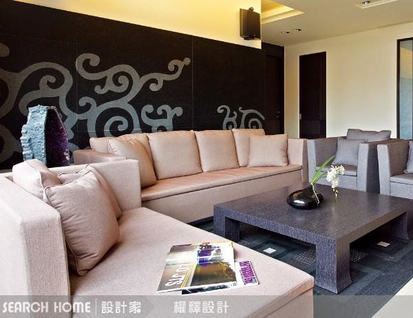 60坪新成屋(5年以下)_新中式風案例圖片_權釋設計_權釋_01之2