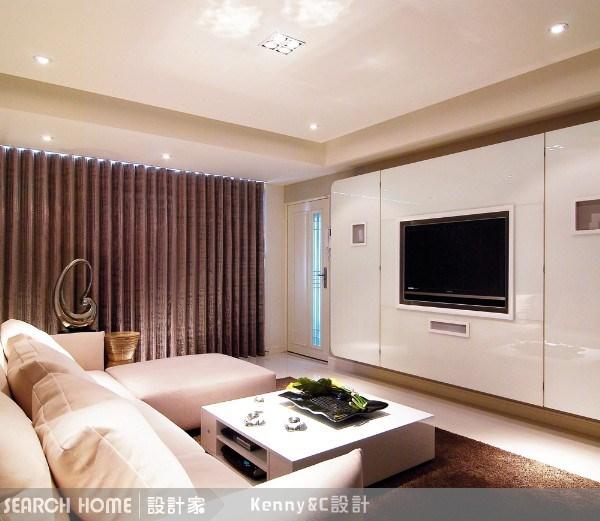 28坪新成屋(5年以下)_現代風案例圖片_Kenny&C室內設計_Kenny&C_01之3