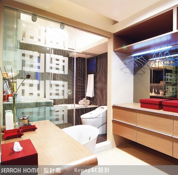 28坪新成屋(5年以下)_現代風案例圖片_Kenny&C室內設計_Kenny&C_01之8