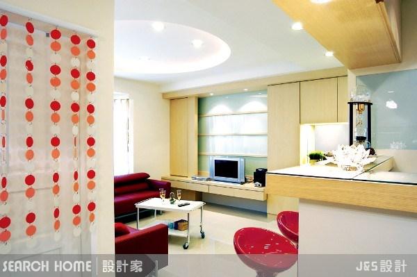 38坪新成屋(5年以下)_現代風案例圖片_J&S空間設計_J&S_01之1