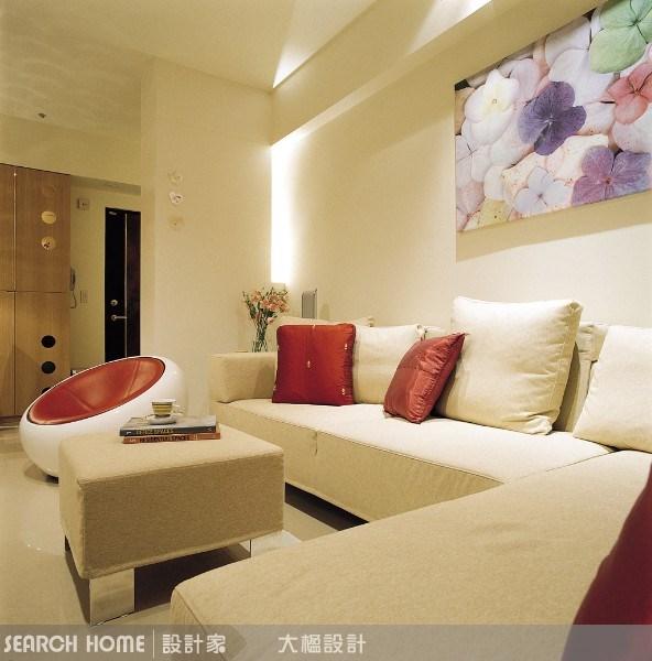 28坪新成屋(5年以下)_現代風案例圖片_禾久室內裝修設計_禾久_02之1