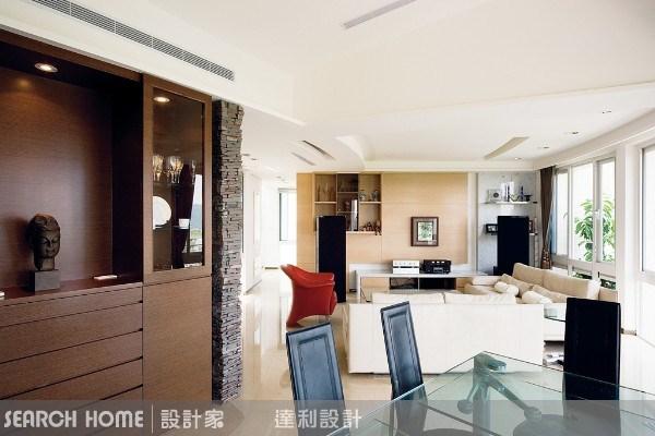 100坪新成屋(5年以下)_休閒風案例圖片_達利室內設計_達利_04之1