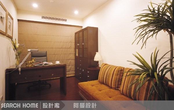 32坪中古屋(5~15年)_現代風書房案例圖片_阿曼空間設計_阿曼_01之2