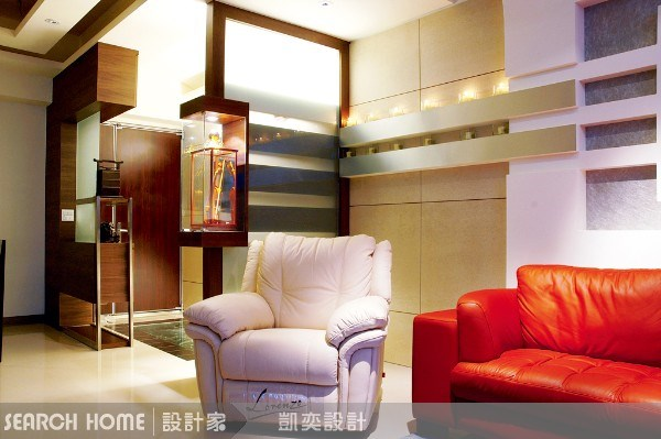 40坪新成屋(5年以下)_現代風案例圖片_凱奕設計顧問_凱奕_05之4