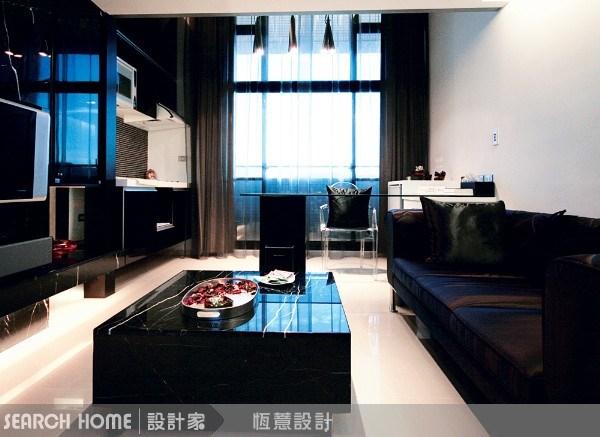 8坪新成屋(5年以下)_奢華風案例圖片_恆薏空間設計_恆薏_01之3