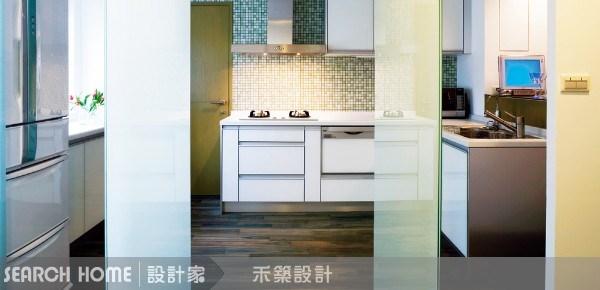 38坪中古屋(5~15年)_現代風廚房案例圖片_禾築國際設計_禾築_01之3