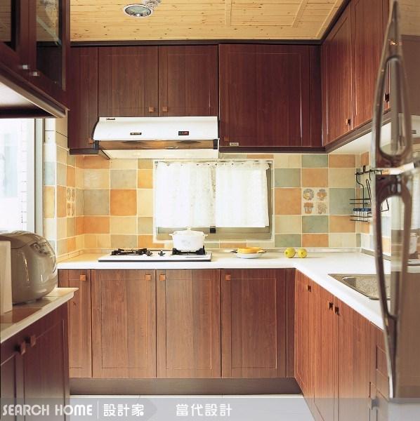 30坪新成屋(5年以下)_混搭風廚房案例圖片_當代空間有限公司_當代_04之3