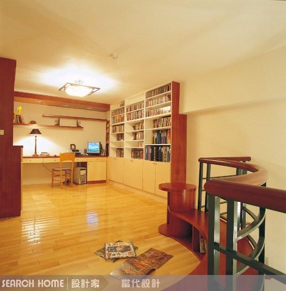 25坪新成屋(5年以下)_現代風書房案例圖片_當代空間有限公司_當代_03之2