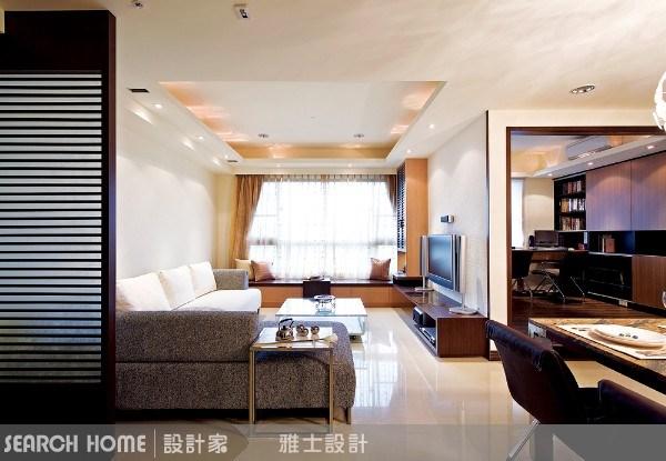 30坪新成屋(5年以下)_新中式風案例圖片_雅士室內設計_雅士_02之4