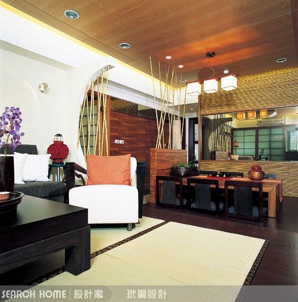 40坪新成屋(5年以下)_新中式風案例圖片_玳爾設計_玳爾_06之1