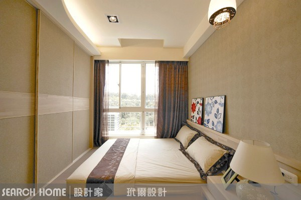 30坪新成屋(5年以下)_新中式風案例圖片_玳爾設計_玳爾_04之10
