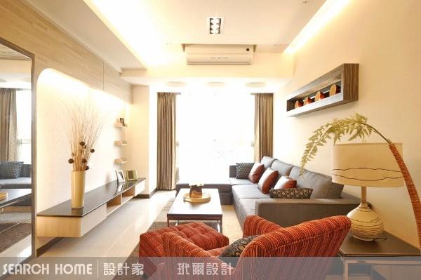 30坪新成屋(5年以下)_新中式風案例圖片_玳爾設計_玳爾_04之12