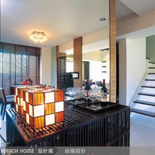 56坪新成屋(5年以下)_現代風走廊案例圖片_尚展空間設計_尚展_04之4