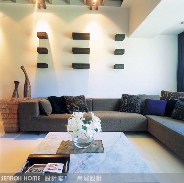 56坪新成屋(5年以下)_現代風客廳案例圖片_尚展空間設計_尚展_04之3