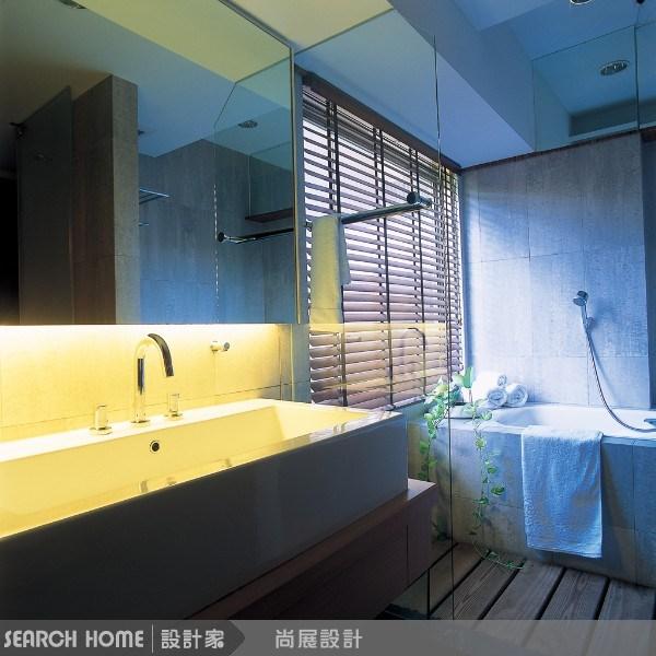 56坪新成屋(5年以下)_現代風浴室案例圖片_尚展空間設計_尚展_04之8