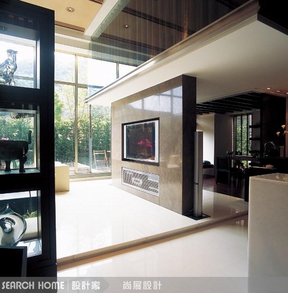 60坪新成屋(5年以下)_新中式風客廳案例圖片_尚展空間設計_尚展_03之2
