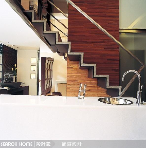 60坪新成屋(5年以下)_新中式風走廊案例圖片_尚展空間設計_尚展_03之5