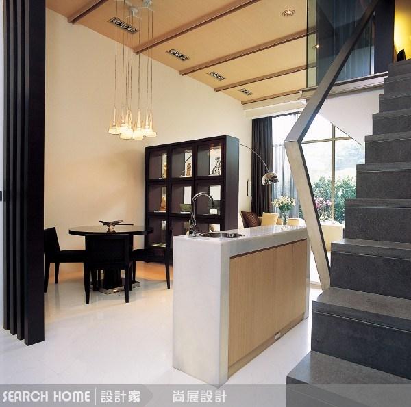 60坪新成屋(5年以下)_新中式風餐廳案例圖片_尚展空間設計_尚展_03之4