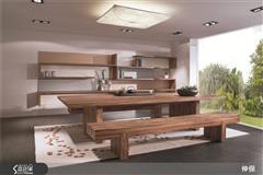 伸保木業股份有限公司的餐桌系列