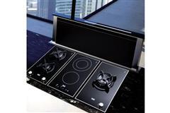 世磊實業的義大利 best 鉑金系列崁入式爐具-雙口電陶爐