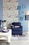 榭琳傢飾有限公司的FLAMENCO系列1-粉_黑_藍