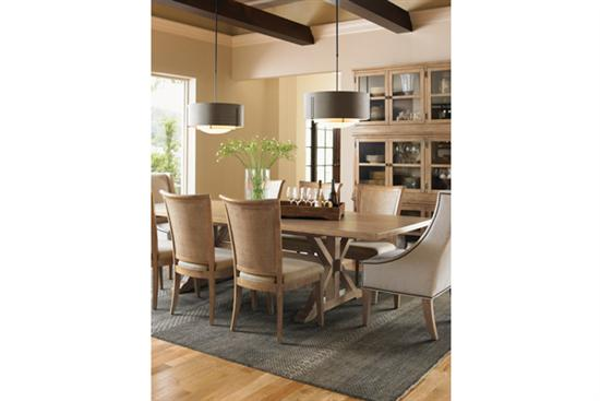 艾美精品家居 Fine Home Boutique-MONTEREY SANDS_Walnut Creek Dining Table .餐桌-MONTEREY SANDS_Walnut Creek Dining Table,艾美精品家居,餐桌
