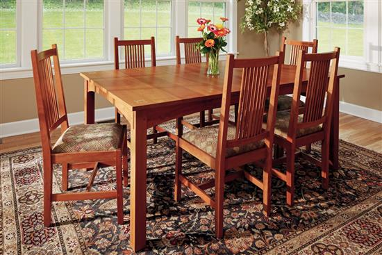 達森家居 DAYSUN HOME-【達森家居】STICKLEY_Harvey Ellis Dining Table 餐桌-【達森家居】STICKLEY_Harvey Ellis Dining Table 餐桌,達森家居 DAYSUN HOME,餐桌