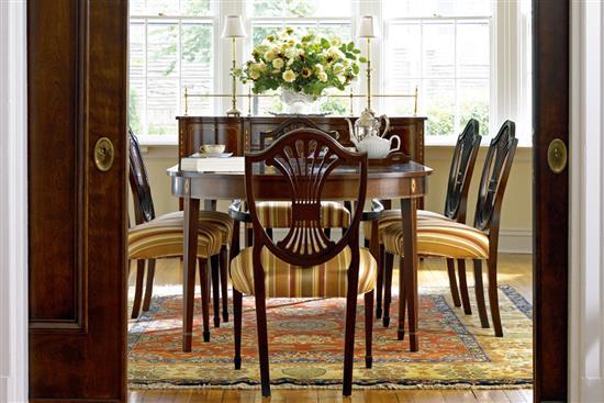 達森家居 DAYSUN HOME-【達森家居】STICKLEY_Monroe Place Dining Table古典餐桌-【達森家居】STICKLEY_Monroe Place Dining Table古典餐桌,達森家居 DAYSUN HOME,餐桌